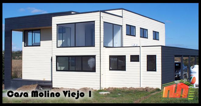 Mmconstrucciones Casas Prefabricadas Puerto Montt